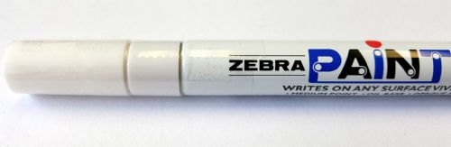 Paint Marker 1.5mm White
